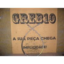 Cabo Freio De Mão F1000 Roda .....92 Caminhonete Ford Novo