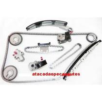 Kit Corrente Motor Nissan Pathfinder 3.5 V6 24v 2001 Ate2005