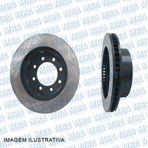 Disco Freio Dianteiro Dodge Ram 2500 03/... (par)