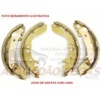 Jg Sapata Patim Lona Ford F250 / F350 / F4000 Apos 1999