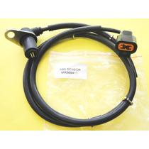 Sensor Abs Dianteiro Esquerdo Pajero Full 2000 2007 Mr569411
