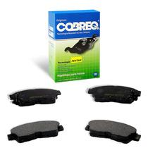 Pastilhas De Freio Dianteira Corolla / Corona - Cobreq N-841