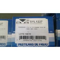 Pastilha Freio Logus 1.6/1.8 Pointer 1.8/2.0 93/97 Syl 1227