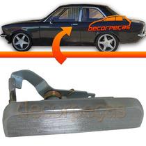 Maçaneta Cromada Porta Chevette Chevy Marajó Monza De Metal