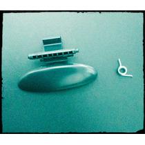 Puxador Porta Luvas C3 C/ Mola - Modelo Até 2012