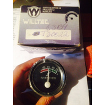 Amperimetro Universal 30 Amperes 52 Milimetros Sem Iluminaça