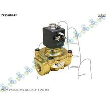 Válvula Peneumática 24v Acionamento 3 Eixo Mercedes-benz
