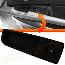 Botão Vidro Eletrico Punto Com Moldura Porta Dianteira Ld