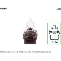 Lâmpada 12v 5w B10d Para Painél Digital Kadett Omega
