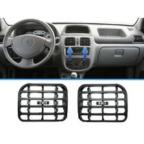 Difusor De Ar Central Renault Clio 00/... - Entrada Saida Ar