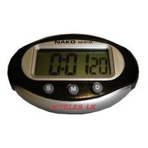 Relógio Digital Ford Ka Alarme Cronometro E Calendário Carro