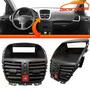Moldura Central Painel Difusor Ar Peugeot 207 Original