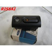 Mondeo 94/96 - Interruptor Aquecedor Original Sem Uso Ford