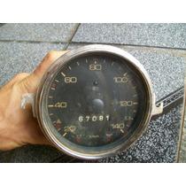 Velocímetro Fusca 140 Km/h Barato P/ Reforma Ou Tuning