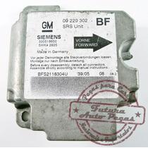 Modulo Central D Air Bag Original 09229302 P Gm Astra Zafira
