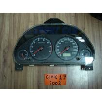 Painel De Instrumentos Civic 1.7 2002 - Sport Car