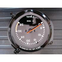 Conta Giro Tacômetro Gm D-20 Turbo 92 , C-20 Custom