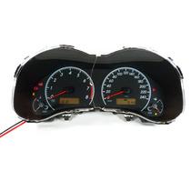 Painel Velocimetro Conta Giros Corola 5 Acrílico Trincado ,,