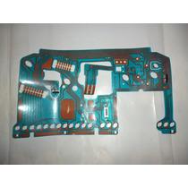 Circuito Impresso Do Painel De Instrumentos Do Omega