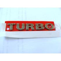Emblema Turbo Gol Parati G3 - Original Vw Novo
