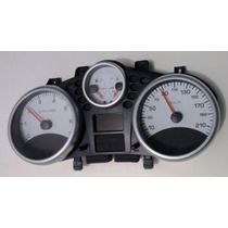 Painel Velocimetro Instrumentos Conta Giros Rpm Peugeot 207