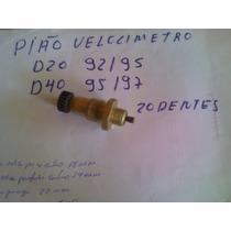 Pinhão Do Velocimetro D20 Maxions 20dentes D20 92/95 D40