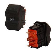 Interruptor Vidro-1995 Ate 1999-painel-luz Gol-1994-2005