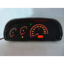 Palio Fire 19 Painel Velocimetro Temperatura Siena Uno ,,
