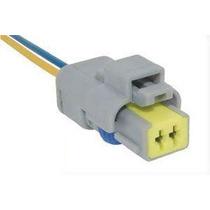 Conector Chicote Sensor Temp.2 Vias Palio Uno Fire 8v Stilo