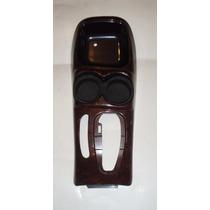 Moldura De Console Porta Copos Cambio Automatico S10 Blaser