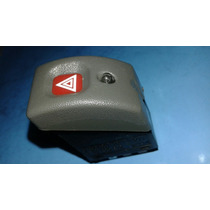 Interruptor Botão Pisca Alerta Corsa 94> C/led