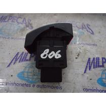 Botão Pisca Alerta Corsa 02/12 Original Gm An:806