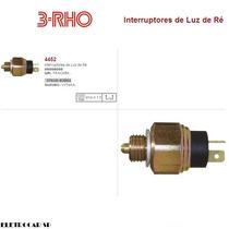 Interruptor De Luz De Ré Gm Chevrolet Tracker (cebolinha)