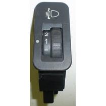 Botão Regulador Altura Do Farol Peugeot 106