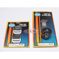 Kit Pedal Roller + Capa Pedal Fusca/ Linha Vw - Empi - Nylon