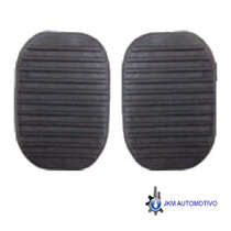 _capa De Pedal Fiat Stilo + Mp + Nf + Me + Garantia
