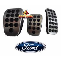 Pedaleiras Esportivas Ford Fiesta E New Eco Sport Manual