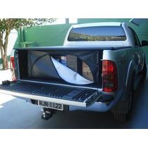 Bolsa Caçamba Grande S10 Hilux Amarok D20 F250 Silverado