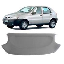 Tampão Traseiro Bagagito Fiat Pálio 96/2000 Carpete Cinza
