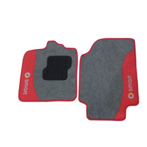 Tapete Para Smart Four Two Personalizado Carpete