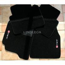 Tapetes Personalizados Civic Honda 92-95 Ex Lx Novos