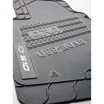 Tapete S10 Cabine Dupla 2012-2014 3 Pçs C/traseira Interiça
