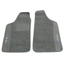 Vw Gol G1 G2 G3 G4 G5 Jogo Tapete Personalizado Carpet Cinza