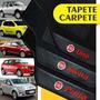 Tapete Carpete Bordado Personalizado Uno Palio Siena 5 Peças
