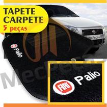 Tapete Personalizado Fiat Palio 96 97 98 99 00 01 02 Bordado