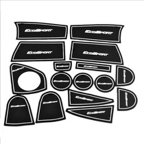Ford Ecosport New Porta Trecos Tapete Protetor Kit 16 Pcs