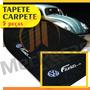 Tapete Carpete Bordado Com Logo Personalizado Fusca