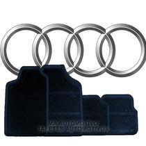 Tapete Audi A3/ S4/ S6 Em Borracha _(todos)