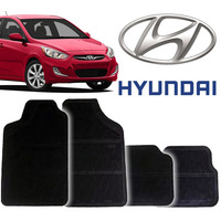Tapete Borracha Pvc Hyundai Accent 94 95 96 97 98 Novos 4pç