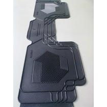 Tapete Hyundai Veloster 3 Peças C/ Traseira Interiça E Nome